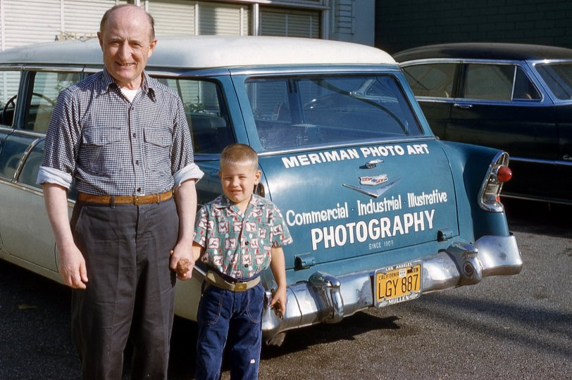 Photo Wagon: 1959