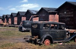 Migrant Homes: 1941