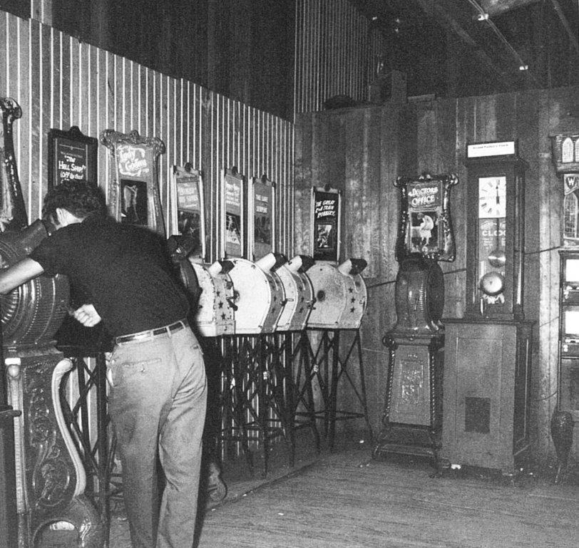 Penny Arcade: 1955