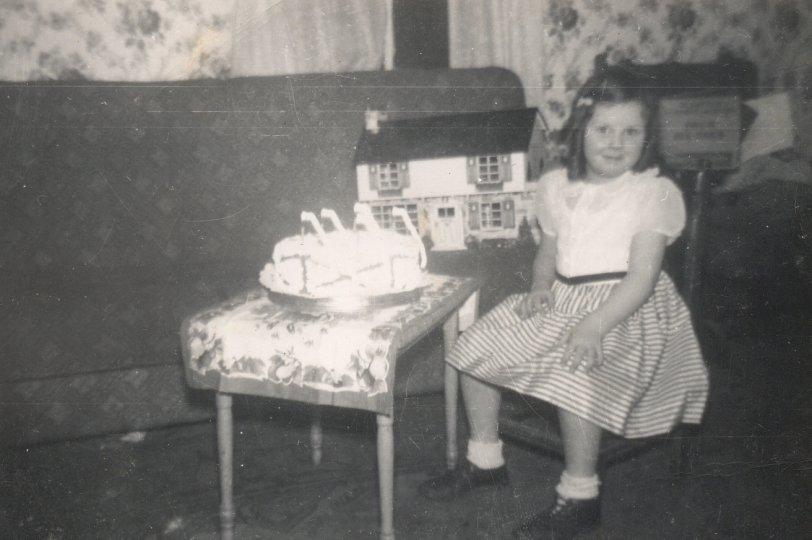 Mom at age 5