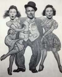 Hamming It Up: 1951