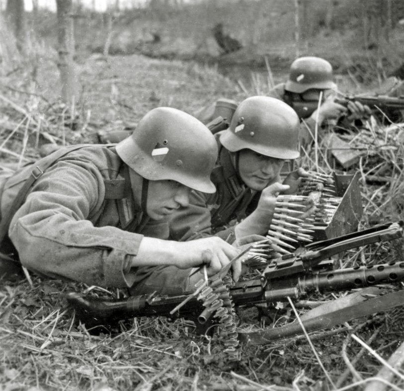 More Ammo: WWII