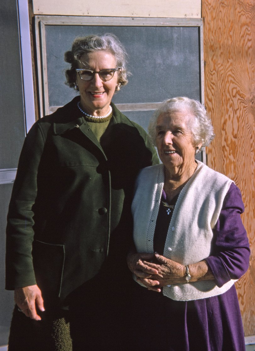 Two Mothers: 1966
