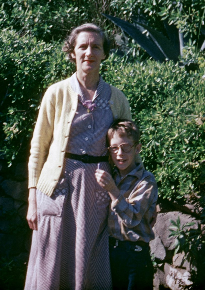 Mother and Me: 1955