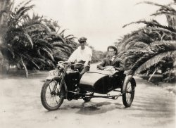 Bike and Sidecar