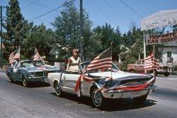Queen of the Mustangs: 1966