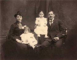 San & Louisa Nathan, My Grandparents