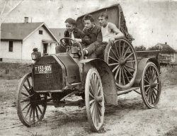 Joy Ride: 1924