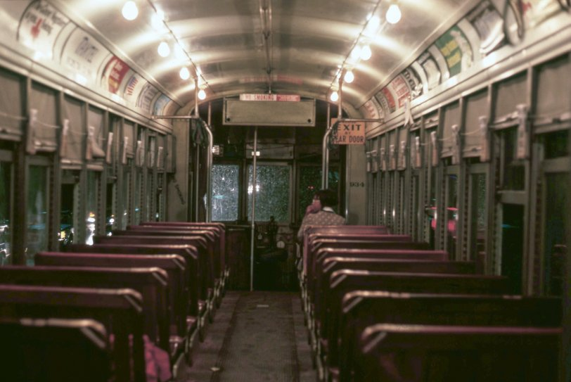 Streetcar by Night: 1976