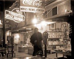 Newsstand Noir: 1957