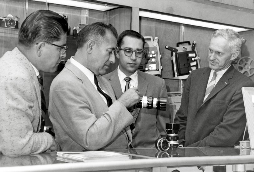 Nikon in the Loop: 1959