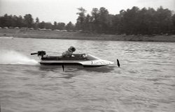 Hydroplane Races 1960