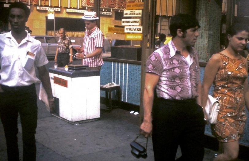 NYC, late 1960s