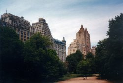 Central Park, New York 1999