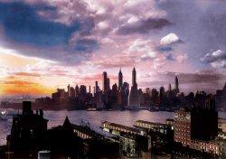 Gotham Noir (Colorized): 1933