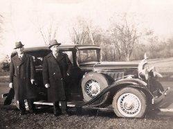 Unknown Car in St. Paul, Minnesota