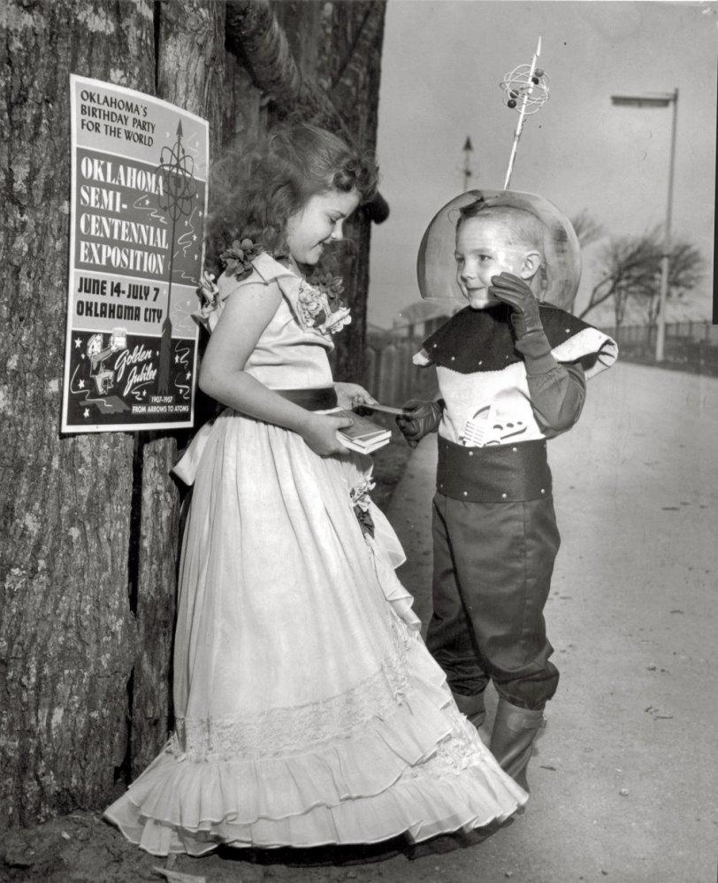 Space-Boy: 1957