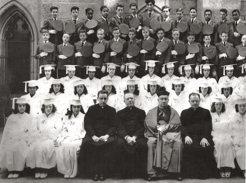 Our Lady of Lourdes : Class of 1947