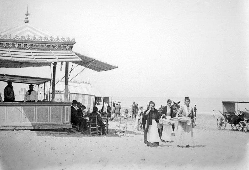 Hot Spanish Sun: 1910