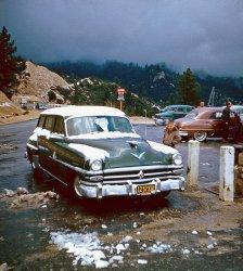 Ice Wagon: 1953