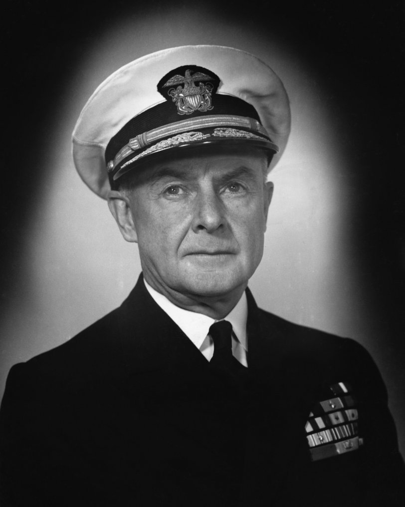 Admiral Frank J. Lowry: 1944