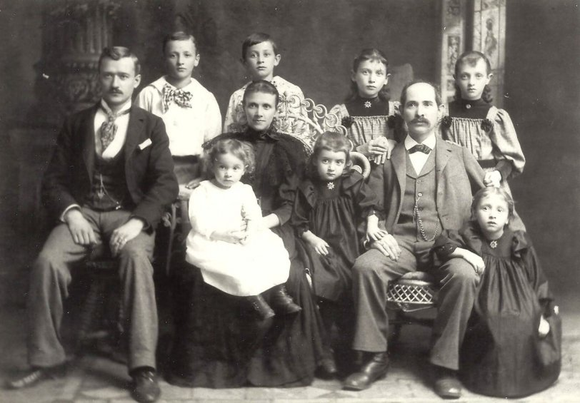 Granewitsch Family: 1895