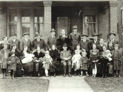 Granewitsch Family: 1924