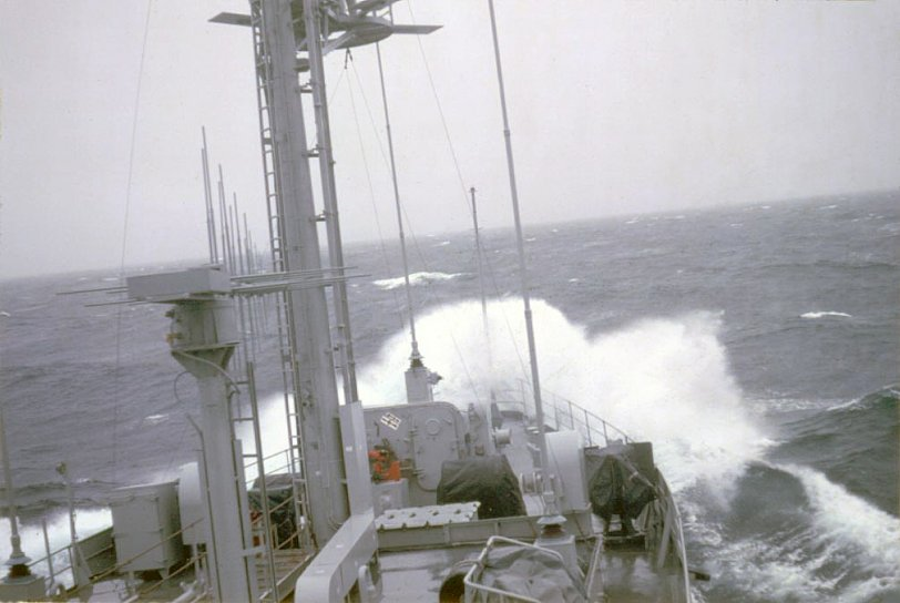 USS Palm Beach: 1968