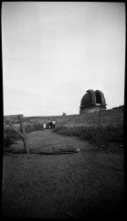 Palomar Observatory: 1936