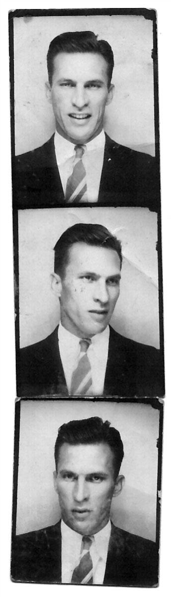 Triptych: My Grandfather