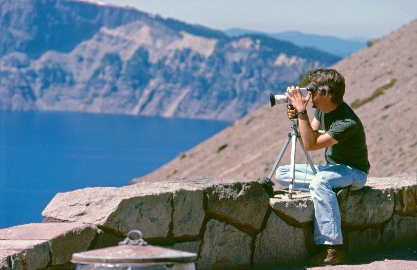 Shooting Crater Lake: 1975