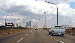 Toronto Skyline: 1979