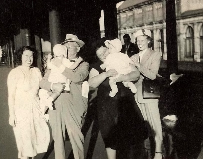 After the War: 1947