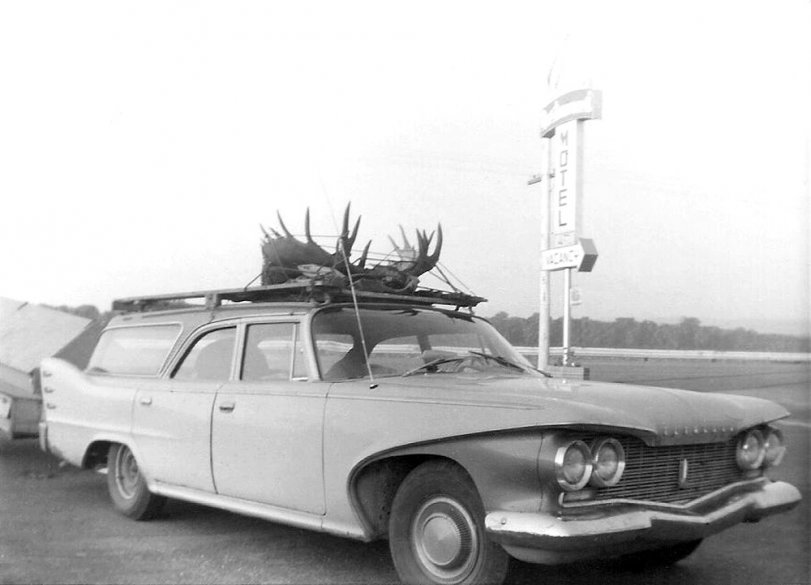 Plymouth with Antlers: 1965