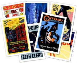 Federal Art Project Posters