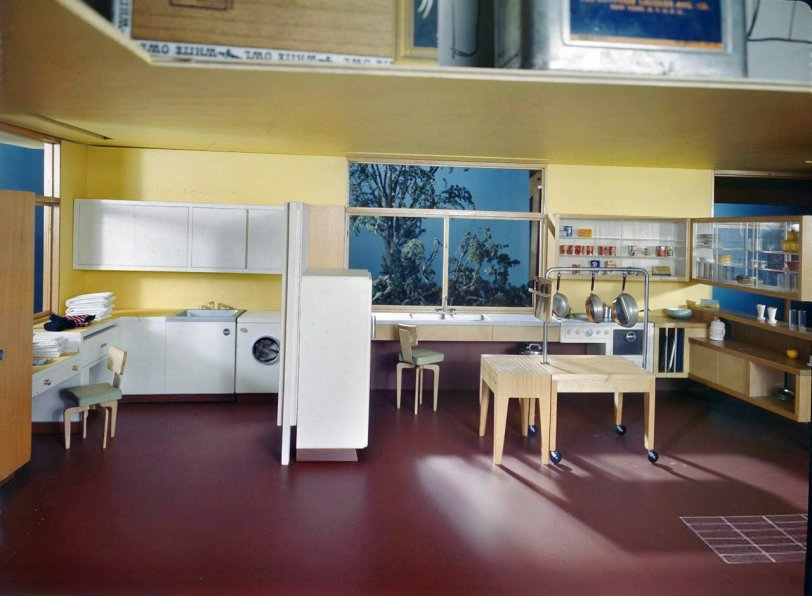 Dream Kitchen: 1946