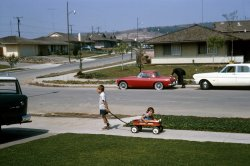 Little Red Wagons: 1965