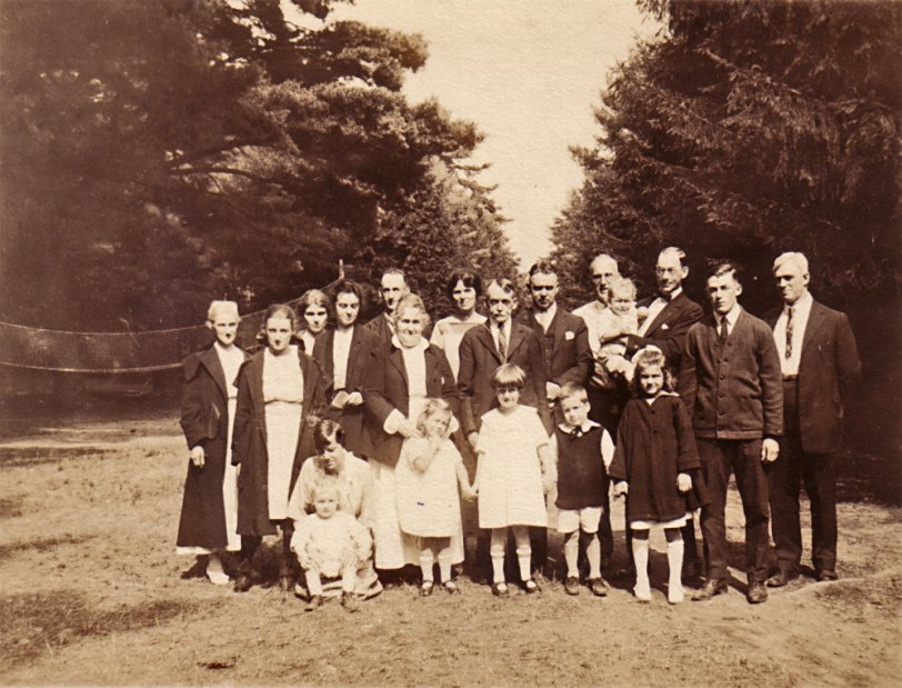 Tyler Family Reunion, 1916