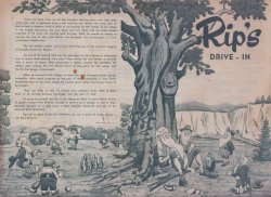 Rip's Drive In: 1956