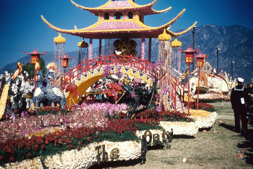 Rose Parade: 1961