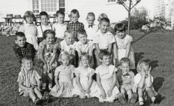Birthday Party: 1957