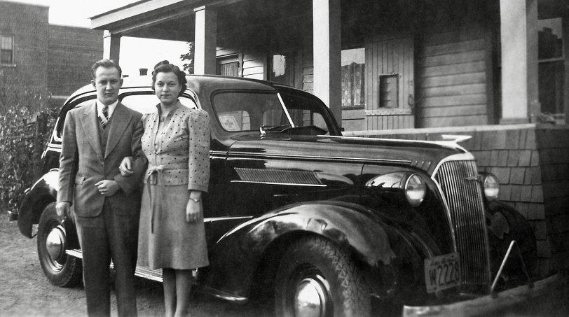 Newlyweds: 1941