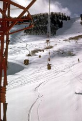 Aspen, winter 1962-63