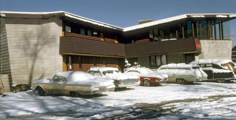 Boomerang Lodge: 1963