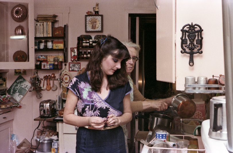 Salmon Kitchen Generations: 1984