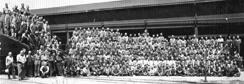 Santa Fe Shops: 1949