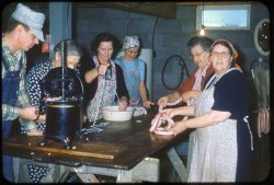 Sausage-Making on the Farm