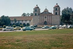 Mission to the Cars: 1958