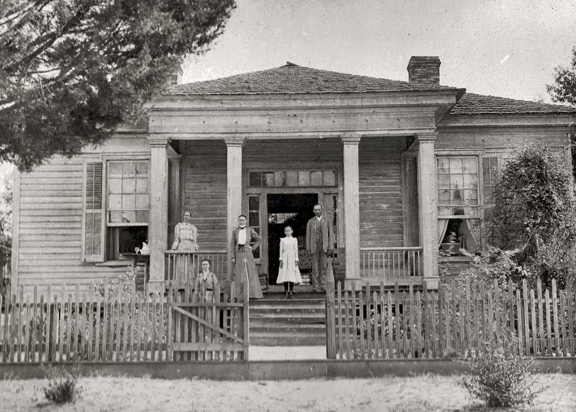 Mount Olive, North Carolina: Late 1800's