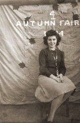 Arlene at 14: 1944